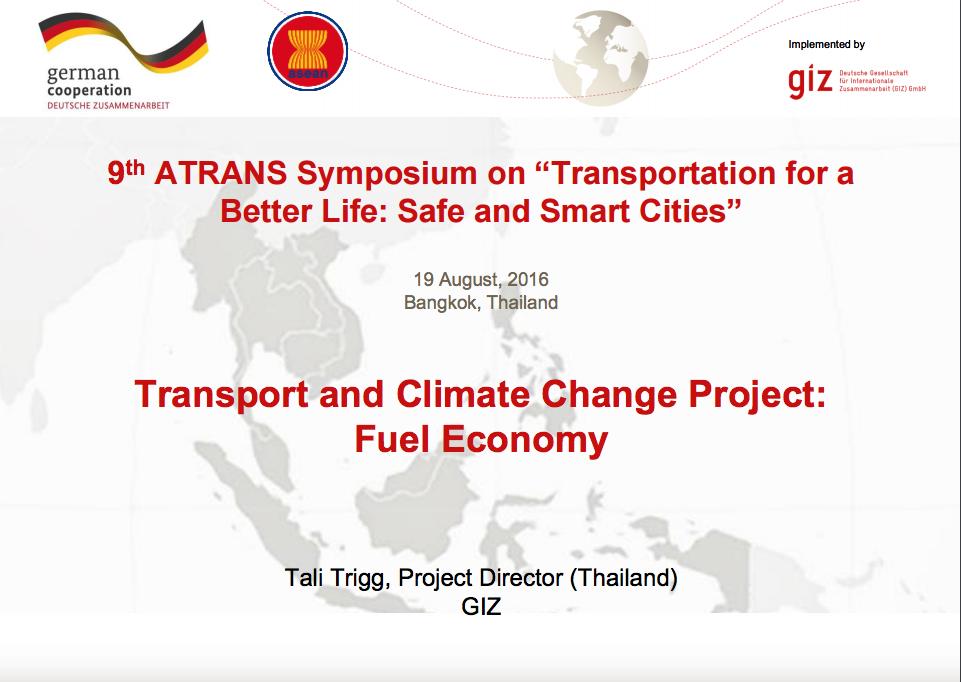 ATRANS Symposium Presentation